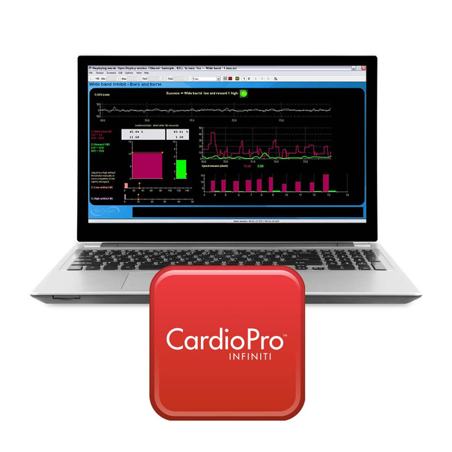 CardioPro Infiniti - HRV Analysis Module - SA7590