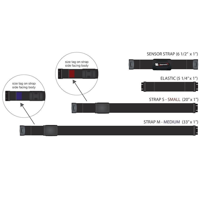 Respiration Elastic Strap - SA9338