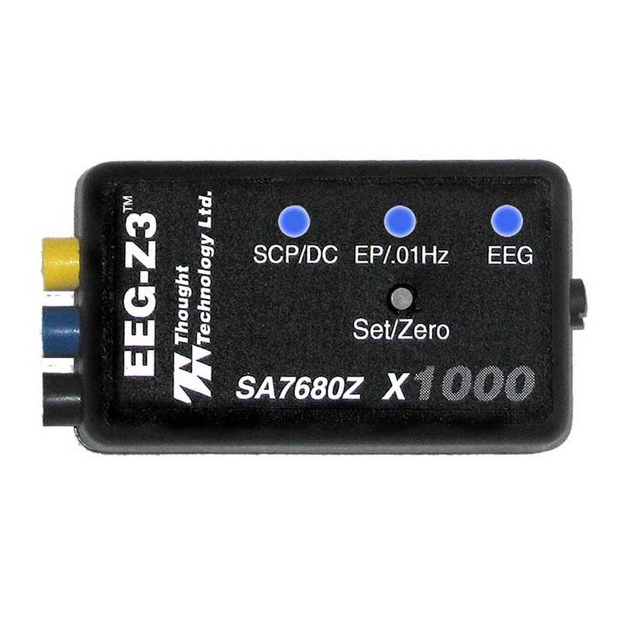 EEG-Z3™ Sensor - T7680
