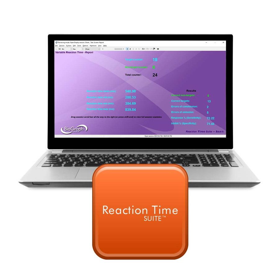 Reaction Time Suite - SA7945