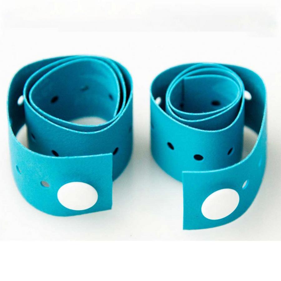 Replacement EKG wrist straps (x2) - SA9329