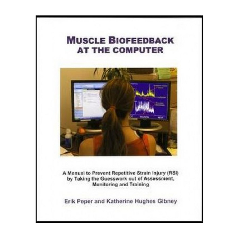 Muscle Biofeedback at the Computer (book) - T2245