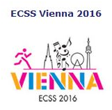 21st Annual Congress of the ECSS (European College of Sport Science) Logo