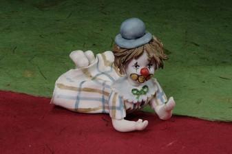 Baby Porcelain Clown Medium Min. 12 pcs wedding party favors clearance