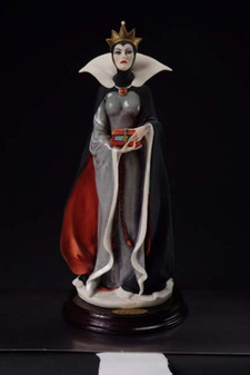 Armani Evil Queen Figurine Armani Disney Series Limited Edition