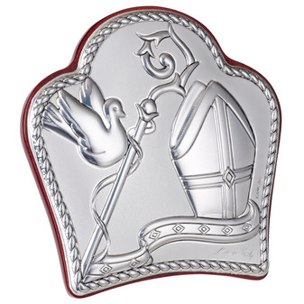 Italian Silver Holy Dove communion Favor