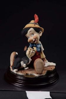 Armani Collection Pinocchio And Figaro