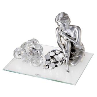 Debora Carlucci Goddess of Fortune figurine wedding gift