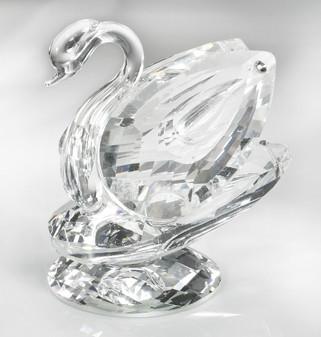 Crystal Swan Figurine (Gift)