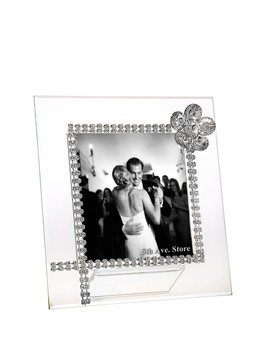 Frame with Sunflower Made With Swarovski Crystal gifts