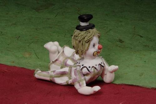 Baby Porcelain Clown Large Min.12 pcs wedding party favors clearance