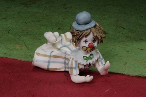Baby Porcelain Clown Medium Min. 12 pcs wedding party favors clearance