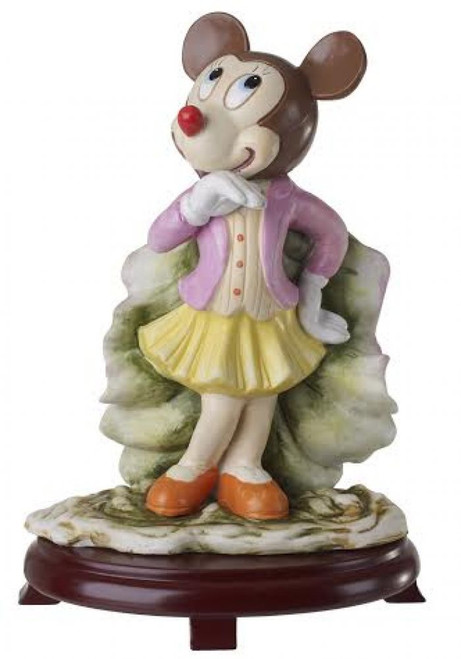 Minnie Mouse Porcelain Collectible Figurine