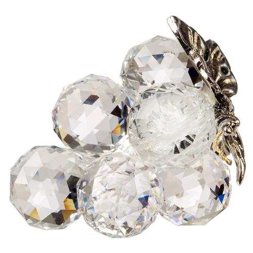 Italian Swarovski Faceted Crystal Grapes