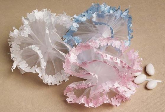 Baby Caraige Pink and Blue 25 pcs per Bag