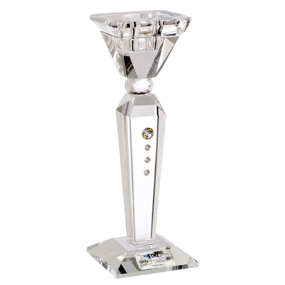 Crystal Classical Candlestick