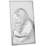 Silver Argento Mother & Child Wall & Tabletop Plaque