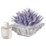 Decorative Crystal Base Aroma Diffuser Lavender