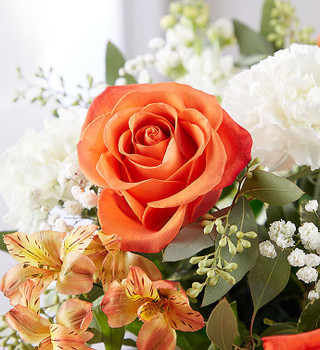 Sweet Orange Crush Bouquet
