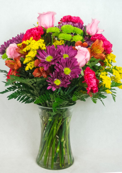 Fun & Flirty by Heart and Home Flowers
