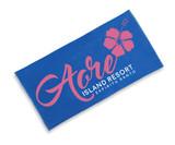 Avalon Colored Beach Towel