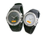 Analog Speedometer Watch