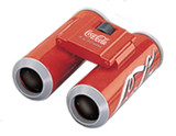 Can Shaped Binoculars