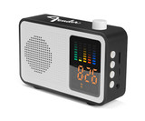 Retro Radio Bluetooth Speaker & Clock
