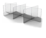 Table Divider Guard - 8 section