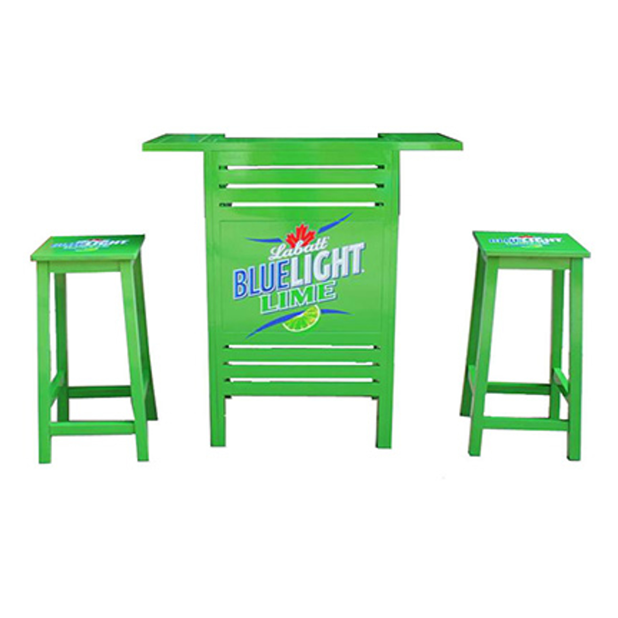 Bar & Stool Set