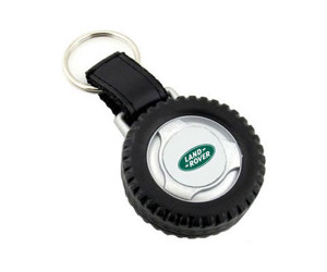 """""""Tire"""" Key-Ring w/ Compass"""