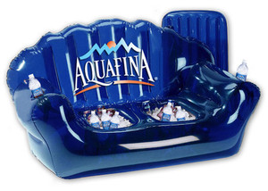 Inflatable Cooler Couch
