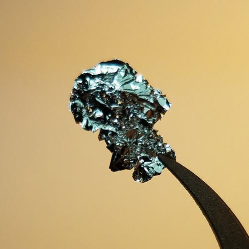 MoSe2 Crystal  (Molybdenum Diselenide)