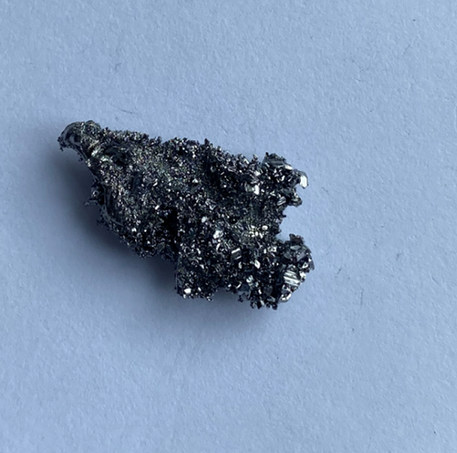 Ag2Te crystal