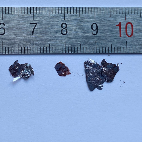AgInP2Se6 crystal
