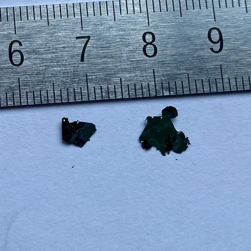 Cr2S3 crystal
