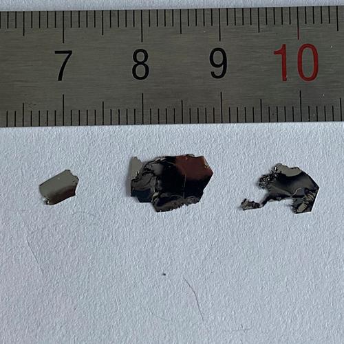 SiTe2 crystal