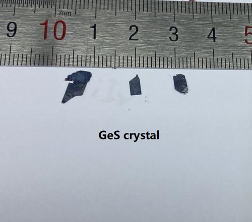 GeS crystal