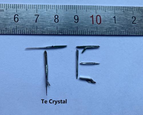 Te crystal
