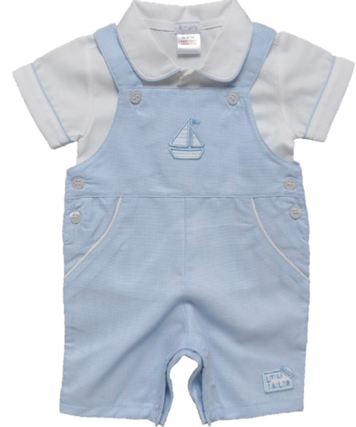 Dungaree Set Little Sailor