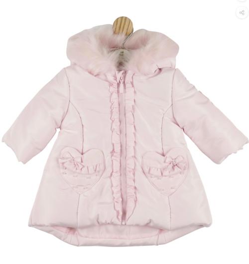 Mintini jacket pink