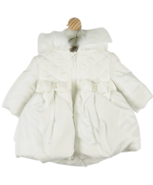 Mintini jacket white