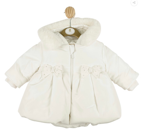 Mintini jacket 4328 white