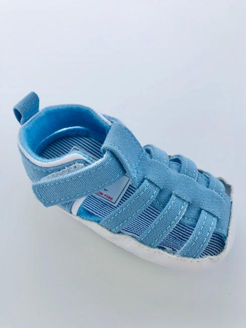 Boys sandal blue