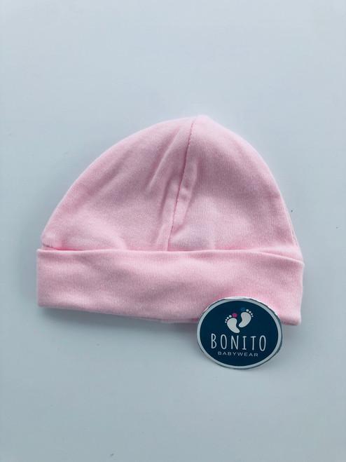 Hospital hat pink