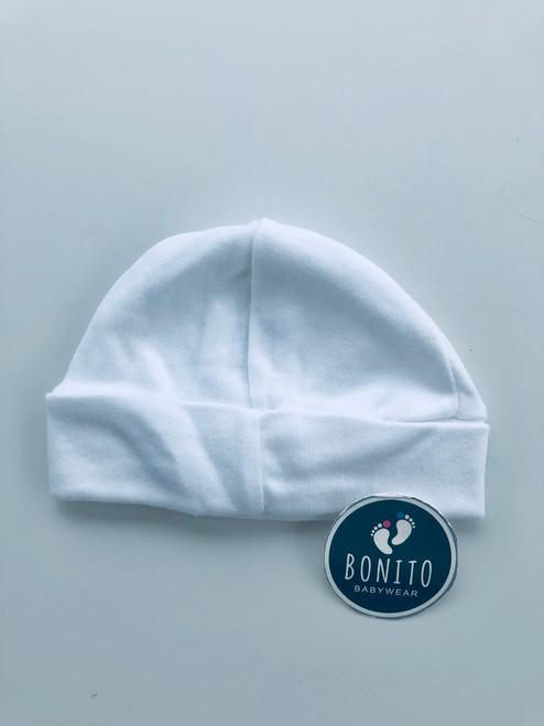 Hospital hat white