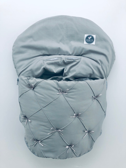 Bobble car seat cozy toe