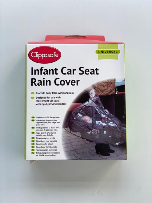 Car seat rain cover