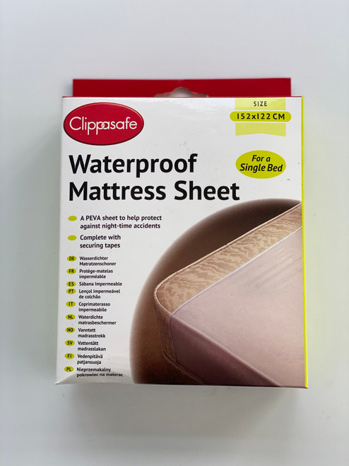 Mattress protector single bed