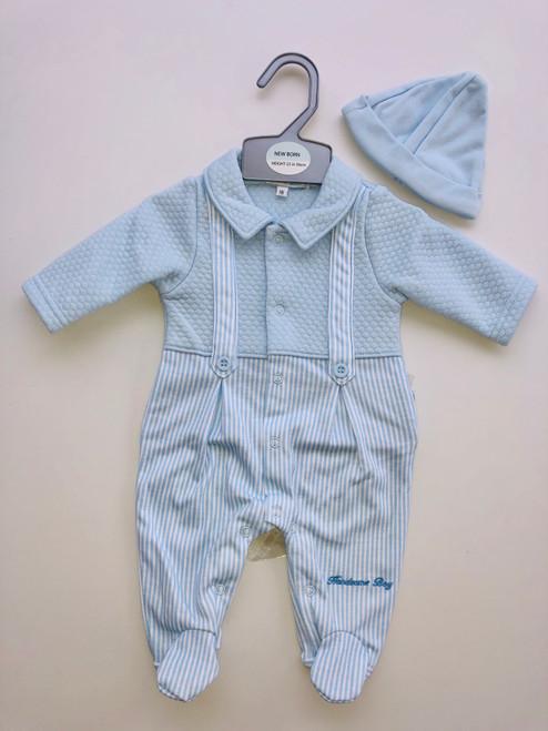 Blue Baby grow